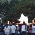 グレース・マーヤ・カルテットのステージ(2)